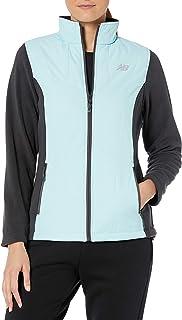 New Balance–户外羊毛拉链半高领带 overlay 外套
