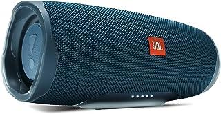 JBL CHARGE4 音乐冲击波四代 便携式蓝牙音箱 低音炮 户外迷你音箱 桌面音响 蓝色