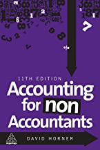 Accounting for Non-Accountants (English Edition)
