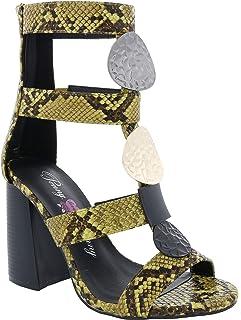 Penny Loves Kenny Tymber 女士高跟凉鞋