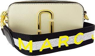 Marc Jacobs Women's Small Logo Strap Snapchat Camera Bag Leather Cross Body
