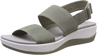 Clarks 女士 Arla Jacory 后吊带 凉鞋