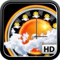 eWeather HD - 气象,地震,气压计,时钟