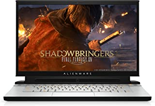 Alienware Gaming 2019 笔记本电脑AW15R2-7043WHT-PGB  FHD 144 Hz - NVIDIA RTX 2060 15.6 Inch