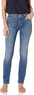J Brand Jeans 女式 Maude 中腰开襟香*