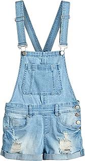 dollhouse 女式短裤 带可调节肩带