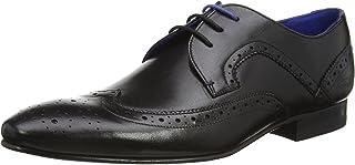 TED Baker 男式 oakke 粗革皮鞋