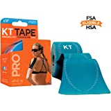 KT Tape - Pro Kinesiology Therapeutic Elastic Sports Tape Pre
