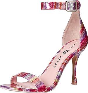 Katy Perry 女士踝带高跟凉鞋