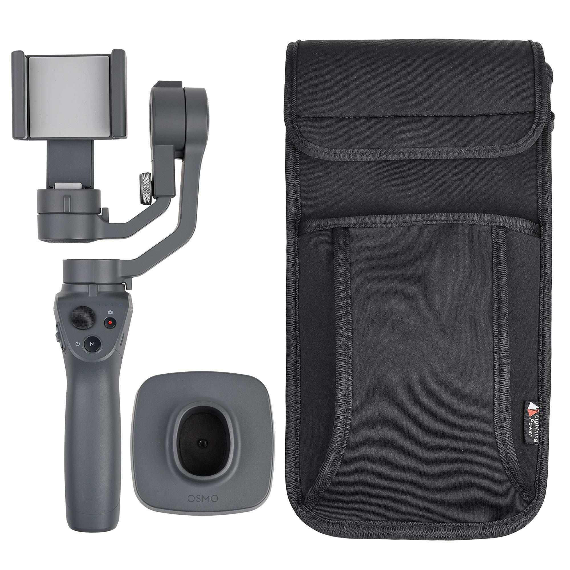 汎用スマートフォン、ハンドヘルド安定剤銃はDJI浸透圧モバイル2のGoProカルマグリップZhiyun 4 *滑らかラック
