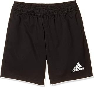 Adidas 阿迪达斯 中裤 橄榄球服 3条纹短裤 FXU50 [青少年] 儿童