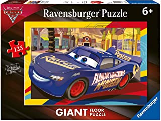 Ravensburger 拼图 125 块大型汽车总动员 3 (9766)
