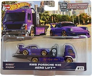 Mattel Hot Wheels Team Transport RWB 保时捷 930 Aero Lift #17,紫色