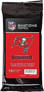 Worthy 促销 NFL *湿巾 2 件装,不含*精,99.9% 的*