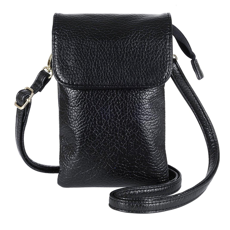 Witery緩いポケットシリーズ美しいさん財布メッセンジャーバッグ携帯電話