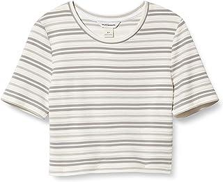 Club Monaco 女式后系带 T 恤
