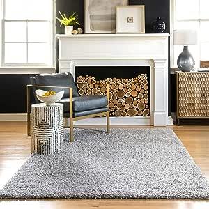 "nuLOOM Belleza 小地毯,2' 8"" x 8',象牙色"