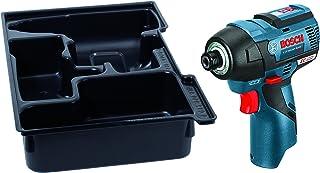 Bosch 博世 PS42BN 12 V Max Ec 无刷冲击起子,带精确配合插入托盘