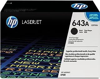 HP 643A 卡式胶筒 6000页数 黑色