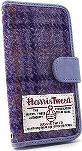 Whitenuts 手机壳 翻盖型 哈里斯花呢WN-OD164003  1_ iPhone6 (4.7inch) 紫色