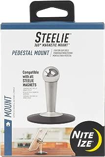 Nite Ize Steelie 桌面支架 - 组件STP-11-R8 银色