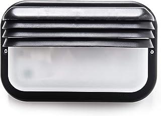Famatel 4413-G 户外壁灯,IP44,插座E-27,防潮,黑色