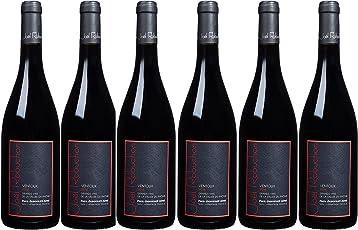 【亚马逊酒庄直采】Joel Robuchon 乔尔·侯布匈 Ventoux 旺度干红葡萄酒  750ml*6(亚马逊进口直采红酒,法国品牌)自营精选