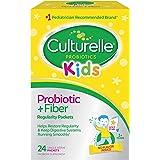 Culturelle 康萃乐 儿童规律性益生元和纤维膳食补充剂  帮助恢复规律并保持儿童机体系统的平稳运行*   与儿童的身体自然融合*   24包