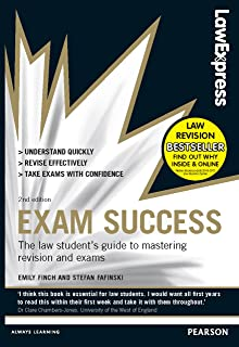 Law Express: Exam Success (Revision Guide) (English Edition)