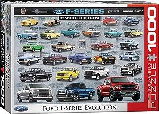 EuroGraphics 福特 F 系列进化游戏拼图(1000 片)