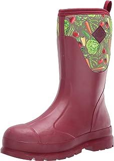 Muck Boot 女士 Chore 中帮雨靴
