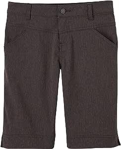 PRANA 女士 Tashia 短裤 0 灰色 W3TASH116