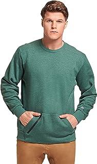 Russell 运动棉质丰富羊毛运动衫