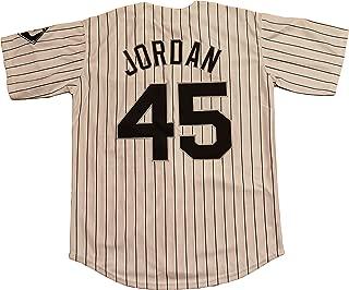 Kooy Jordan #45 Birmingham Barons 棒球男士针织衫