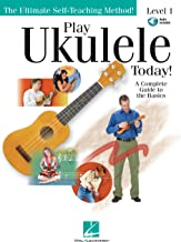 Play Ukulele Today!: A Complete Guide to the Basics Level 1 (English Edition)