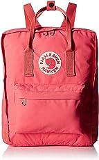 Fjallraven Kanken 北极狐双肩背包 Peach-pink 桃粉色 23510-319 16L(瑞典品牌 香港直邮)(包邮包税)