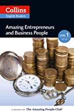 Amazing Entrepreneurs & Business People: A2 (Collins Amazing People ELT Readers) (English Edition)