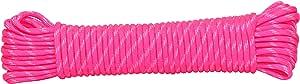 "Rope King 尼龙伞绳 1/8"" x 50' ""Multi"" NPC-1850-PW"