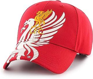 利物浦足球俱乐部黑曜石徽章帽 - 正品 EPL 商品