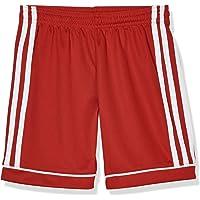 adidas Kids 阿迪达斯 男童 儿童足球训练短裤 SQUAD 17 SHO  Y