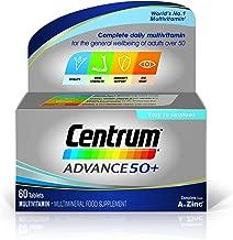 Centrum Advance 善存 50 Plus 复合维生素片,60 粒装