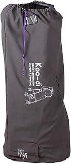 英国Koo-di 便携式折叠婴儿车收纳袋 深灰色