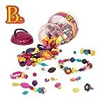 B.Toys 500件 串珠玩具-儿童DIY珠宝套装