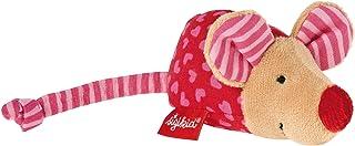 Sigikid,女孩抓握玩具和搖鈴鼠 - 4913 粉色