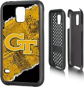 NCAA Galaxy S5 Keyscaper in Brick 结实手机壳KRGDS5-00GT-BRICK1 Georgia Tech