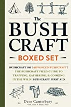 The Bushcraft Boxed Set: Bushcraft 101; Advanced Bushcraft; The Bushcraft Field Guide to Trapping, Gathering, & Cooking in...