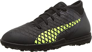 PUMA Kids' Future 18.4 TT Soccer Shoe