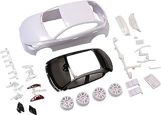 京商 马自达DEMIO XD 白色车身套装 未涂装 带车轮 MZN188