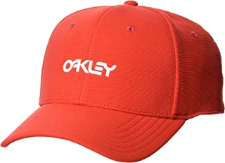 Oakley 棒球帽  红色(High Risk Red) L/X-Large