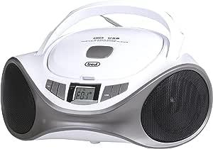 Trevi 0 cm53101 便携式收音机 白色